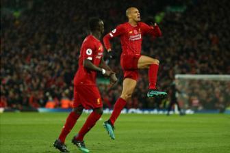 Chấm điểm Liverpool - Man City: Quái vật của Klopp