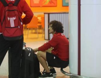 Đội tuyển UAE có mặt tại Hà Nội chuẩn bị đấu ĐT Việt Nam