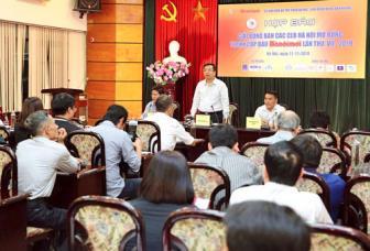 Giải bóng bàn các CLB Hà Nội mở rộng tranh Cúp báo Hà Nội mới lần 7