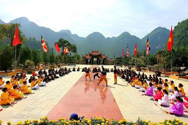 Giải võ thuật các CLB Tài năng trẻ Việt Nam - Hà Nội mở rộng năm 2019