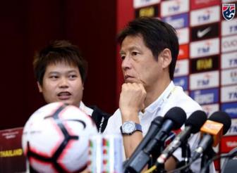HLV Akira Nishino thừa nhận ĐT Thái Lan có thể thua Việt Nam