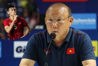 HLV Park Hang Seo lên tiếng việc Văn Hậu không dự VCK U23 Châu Á 2020