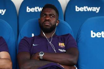 Họa vô đơn chí sao Barcelona nhận thêm hung tin