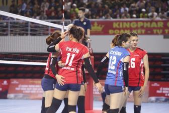 Kingphar Quảng Ninh đoạt vé tham dự Cúp hùng vương 2019