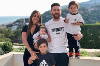 """Leo Messi thổ lộ """"mong ước thầm kín"""""""