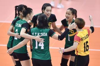 Lịch thi đấu và tường thuật trực tiếp giải bóng chuyền nữ Quốc tế Cúp...