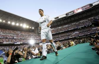 Những con số thống kê về sự nghiệp của Ronaldo ở Real Madrid