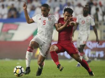 Tuyển thủ UAE đánh giá cao Công Phượng và Văn Hậu