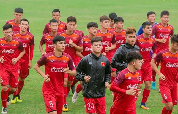 U22 Việt Nam bất ngờ bị đổi lịch thi đấu tại SEA Games 30