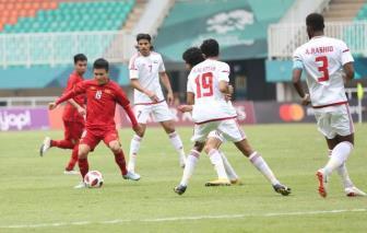 Việt Nam vs UAE 20h00 ngày 14/11: Quyết giành 3 điểm