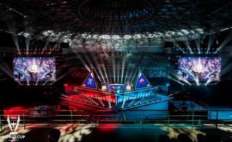 Vô địch thế giới giải AWC 2019 team FLASH hướng đến mục tiêu Đại...