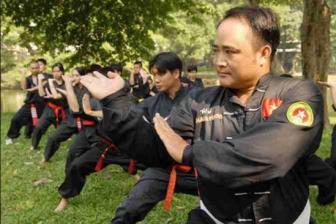 Võ sư Hoàng Thanh Phong: Gần 35 năm góp phần truyền bá võ thuật cổ...