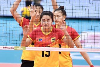 VTV Bình Điền Long An cán đích ở vị trí thứ 7 giải CLB nữ châu Á 2019