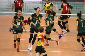 VTV Bình Điền Long An vào chung kết cúp Hùng Vương 2019
